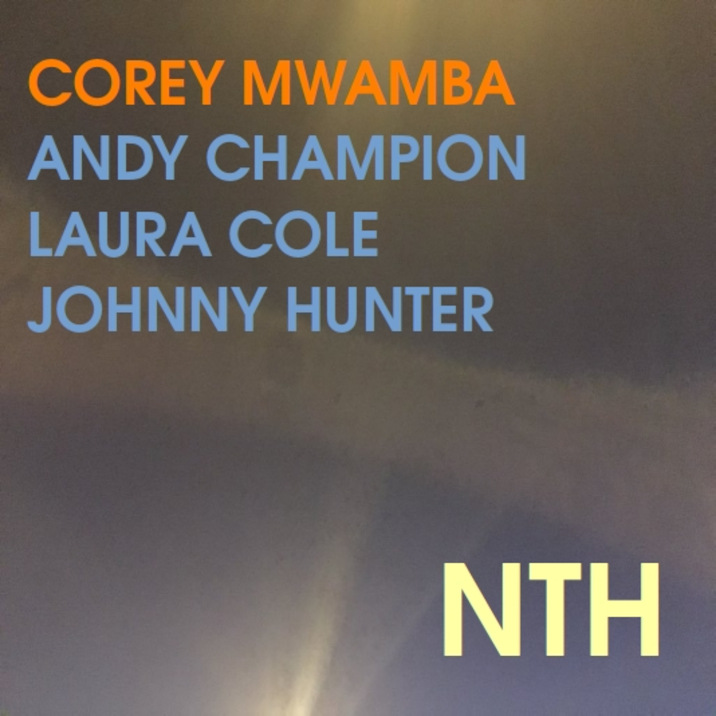 Discus Music | Discus Music - 86CD - Corey Mwamba - NTH - CD plus free download